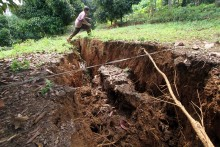 Penyebab Tanah Bergerak di Bogor Terungkap