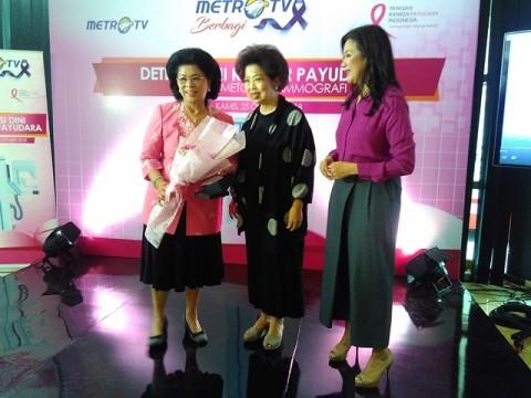 Metro TV Adakan Deteksi Dini Kanker Payudara