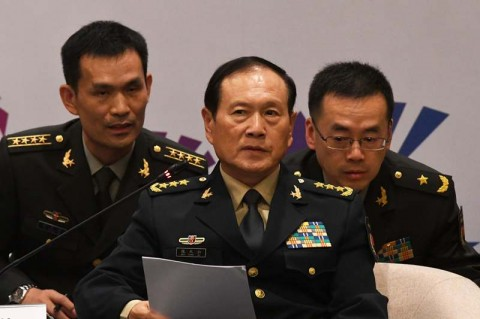 Militer Tiongkok Tegaskan Upaya Gagalkan Pemisahan Taiwan