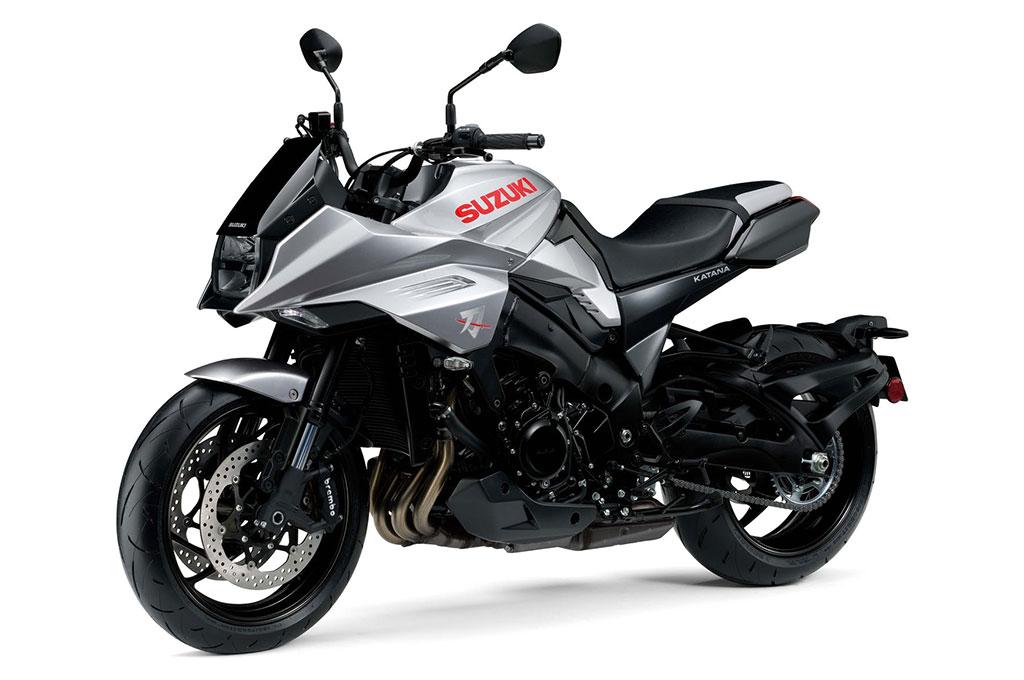 All New Katana jadi produk motor besar terbaru dari Suzuki. Suzuki