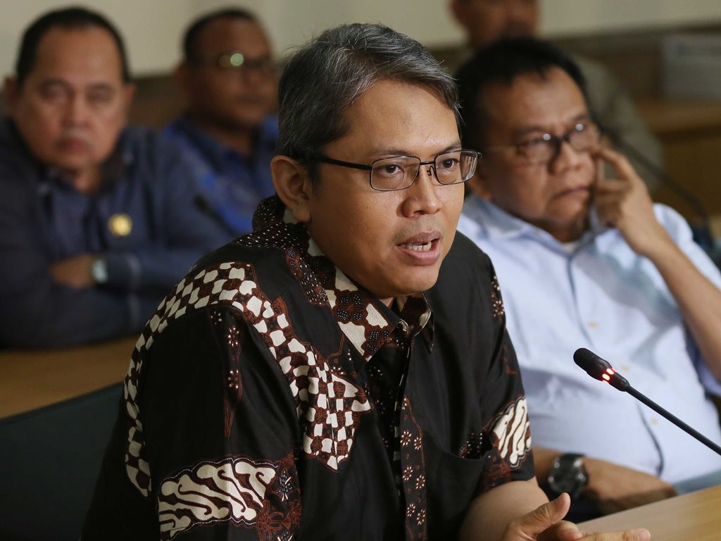 Wakil Ketua DPRD DKI Jakarta Triwisaksana. Foto: MI/Ramdani.