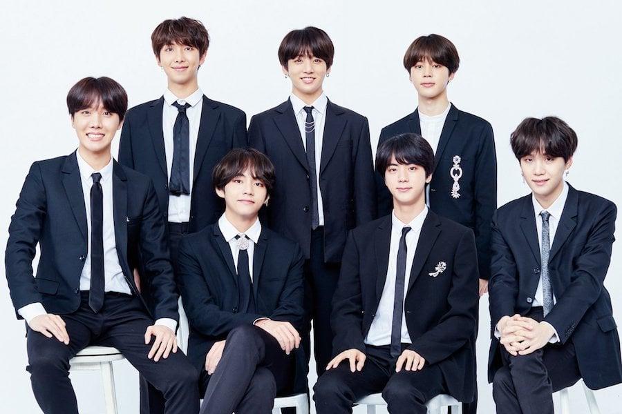 BTS (Foto: via Soompi)