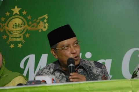 Ketua Umum PBNU Said Aqil Siradj. Foto: Medcom.id/Nurul Hidayat.