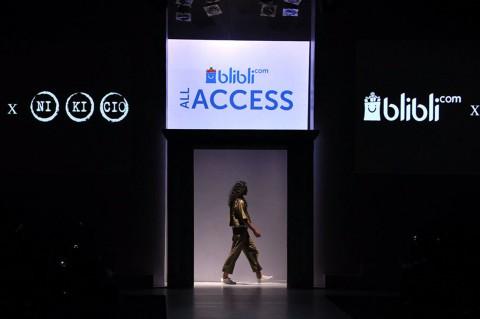 Kolaborasi Lima Merek Lokal di Jakarta Fashion Week