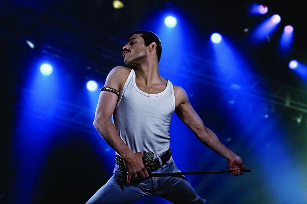 Rami Malek dalam Bohemian Rhapsody (imdb - 20th century fox)