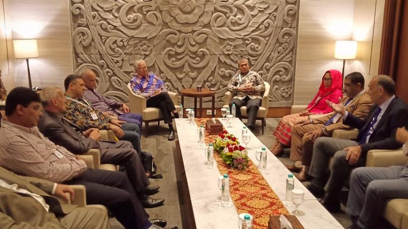Indonesia dan Mesir mencapai kesepakatan dagang senilai Rp1 triliun. (Foto: Dok.KBRI Mesir).