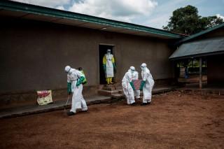 Serangan Pemberontak Picu Lonjakan Kasus Ebola Kongo