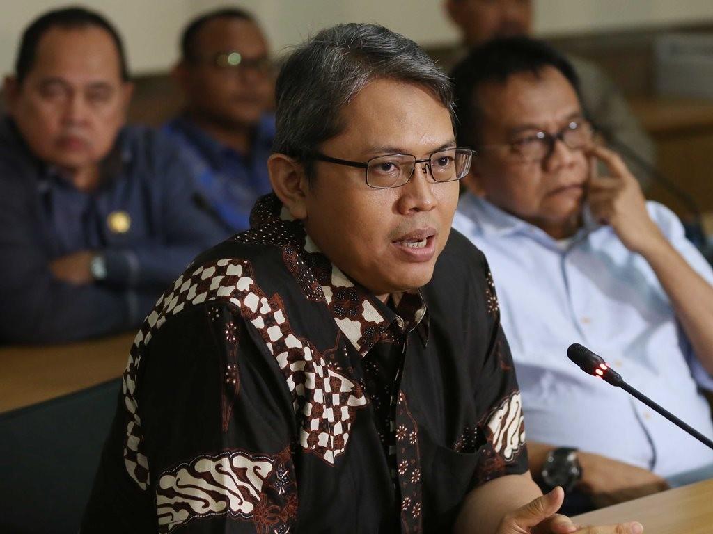 Anggota Majelis Syuro PKS Triwisaksana. Foto: MI/Ramdani.