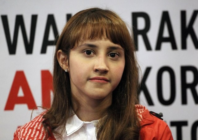 Ketua DPP PSI Tsamara Amany/MI/Arya Manggala