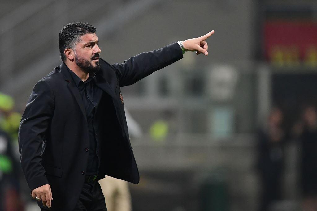 Gennaro Gattuso (Foto: Miguel MEDINA / AFP)