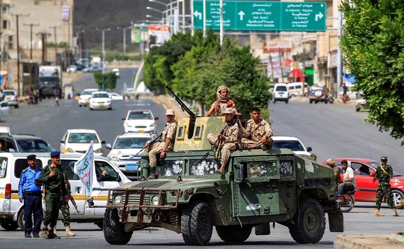Kondisi di Yaman khususnya di Sanaa masih mencekam akibat perebutan kekuasaan pemerintah dengan Houthi. (Foto: AFP).
