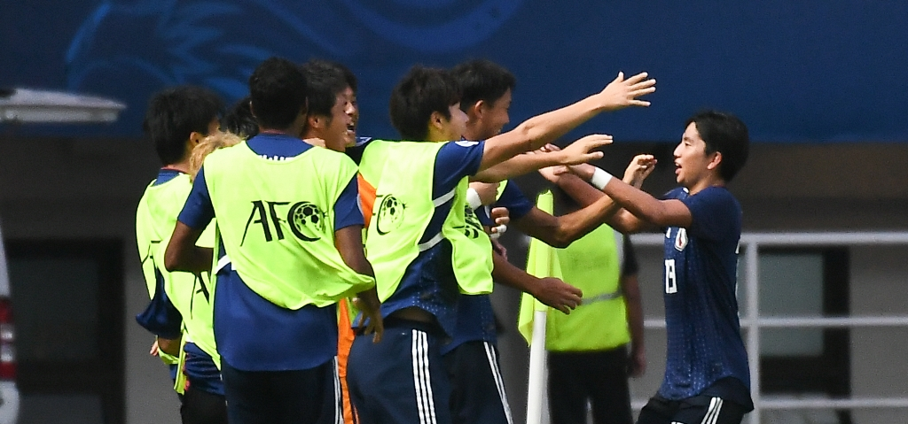 Timnas Jepang U-19. (Foto: afc.com)
