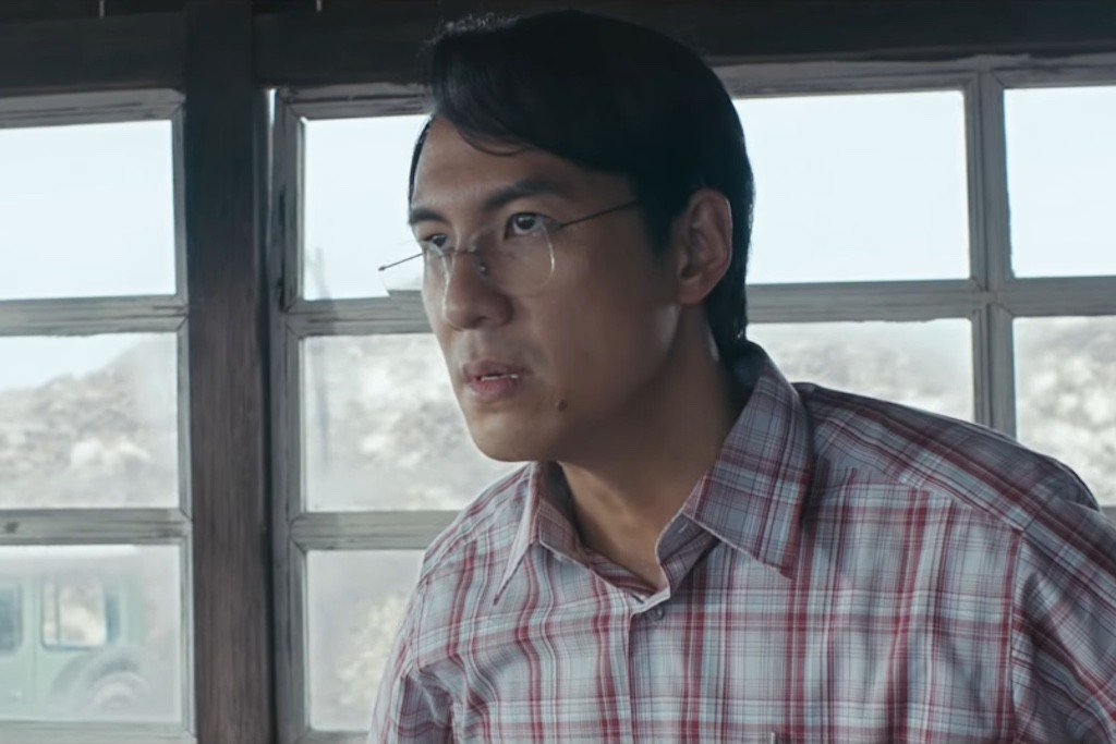 Daniel Mananta sebagai Ahok dalam film A Man Called Ahok