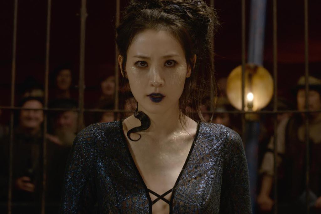 Claudia Kim dalam Fantastic Beasts Crimes of Grindelwald (warner bros)