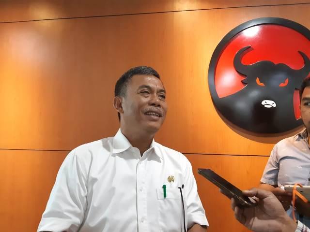 Ketua DPRD DKI Jakarta Prasetio Edi Marsudi. Foto: Medcom.id/M Sholahadhin Azhar.