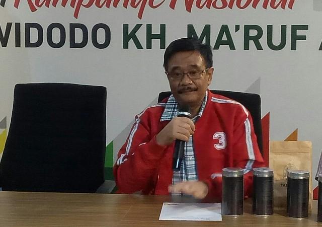 Ketua DPP PDI Perjuangan Djarot Saiful Hidayat. Foto: Medcom.id/Arga Sumantri