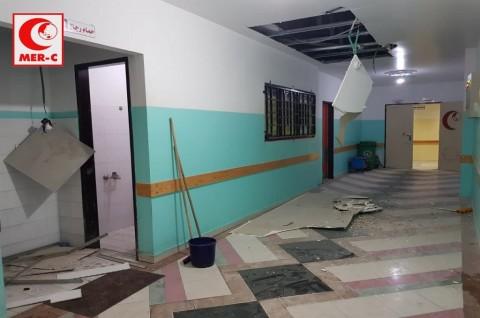 Sejumlah Ruangan RS Indonesia di Gaza Rusak