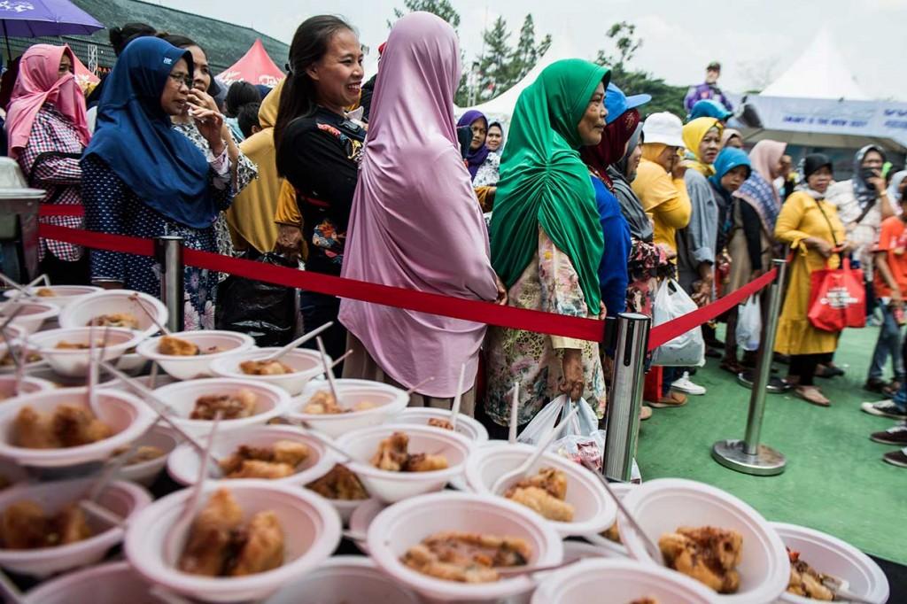 Nikmati Kuliner Favorit di Pucuk Coolinary Festival