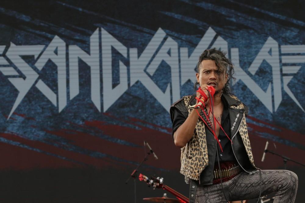 Sangkakala (Foto: Medcom/Shindu)