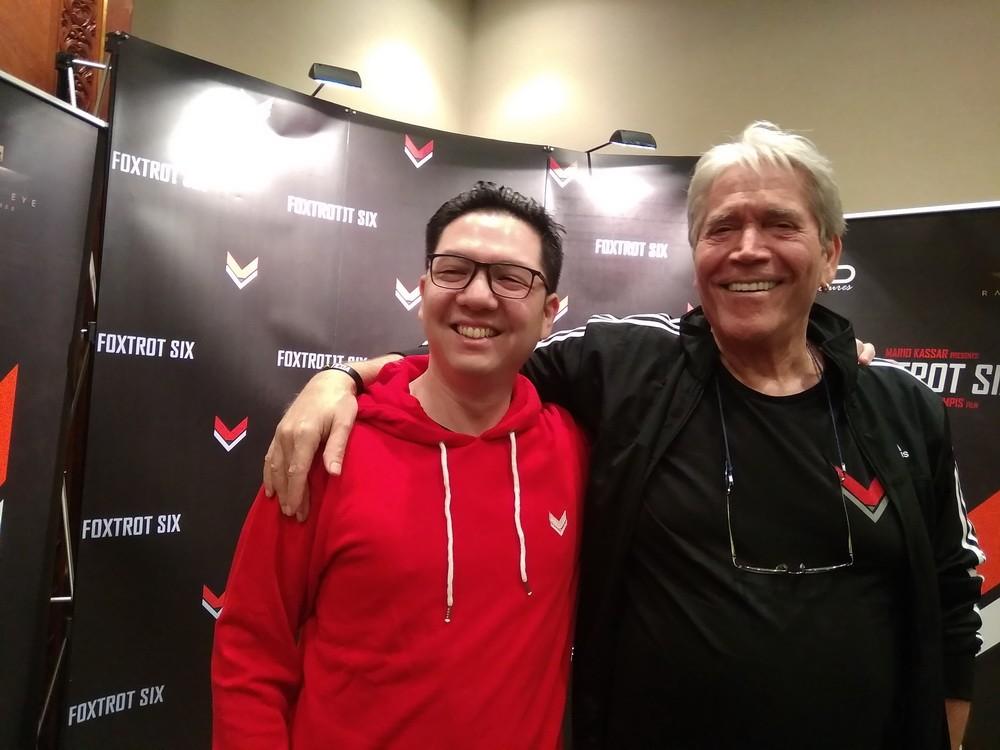 Randy Korompis dan Mario Kassar. (Foto: Medcom.id/Cecylia Rura)