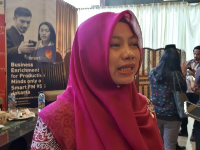 Direktur Eksekutif Perludem, Titi Anggraini. Foto: Medcom.id/Faisal Abdalla.