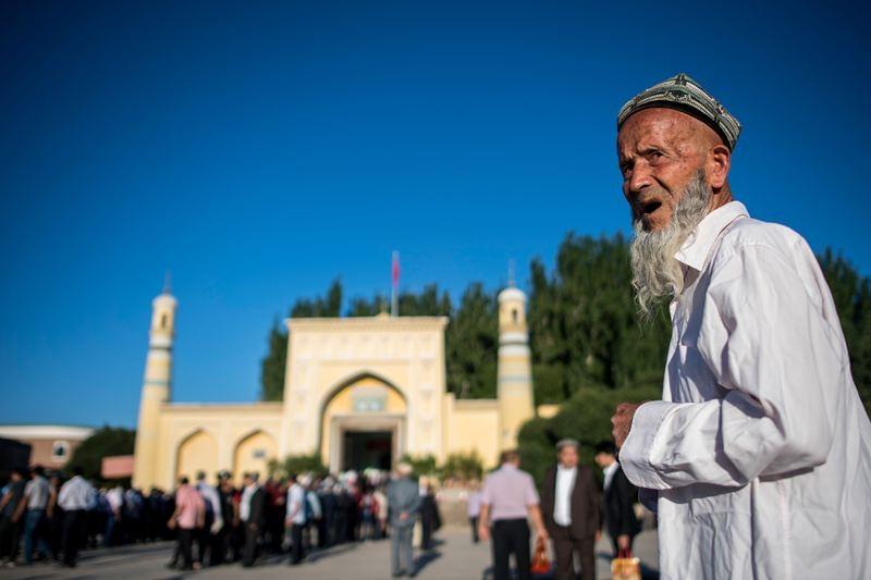 Warga Uighur di Tiongkok kerap diperlakukan tidak adil. (Foto: AFP).