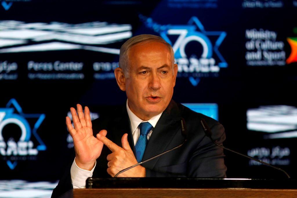 PM Israel Benjamin Netanyahu. (Foto: AFP)