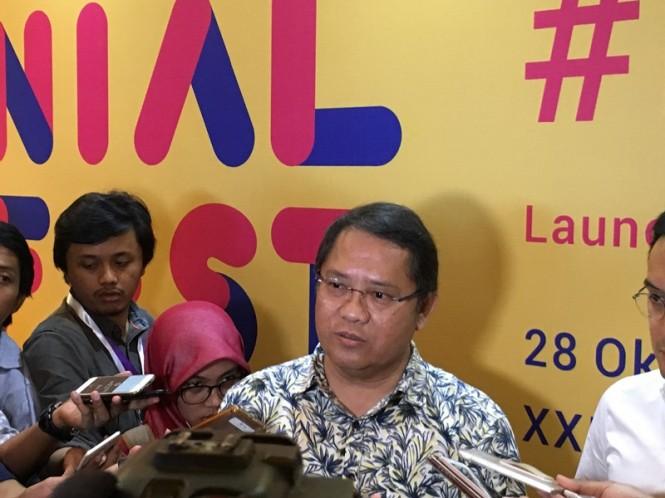 Menteri Komunikasi dan Informatika (Menkominfo) Rudiantara. Medcom/Dian Ihsan Siregar.