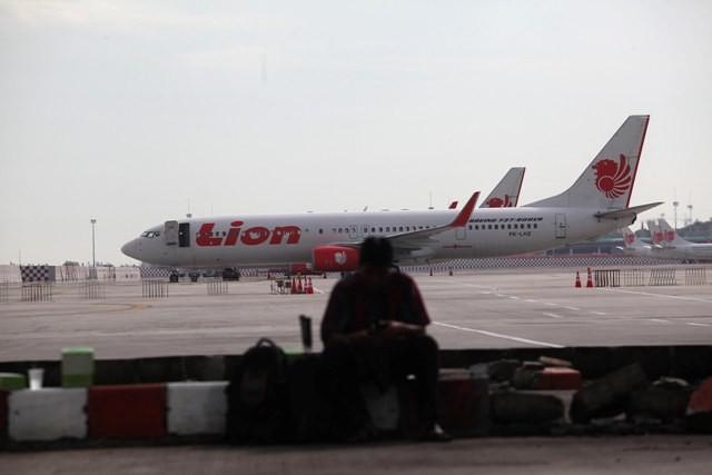 Ilustrasi pesawat Lion Air/MI/Sumaryanto
