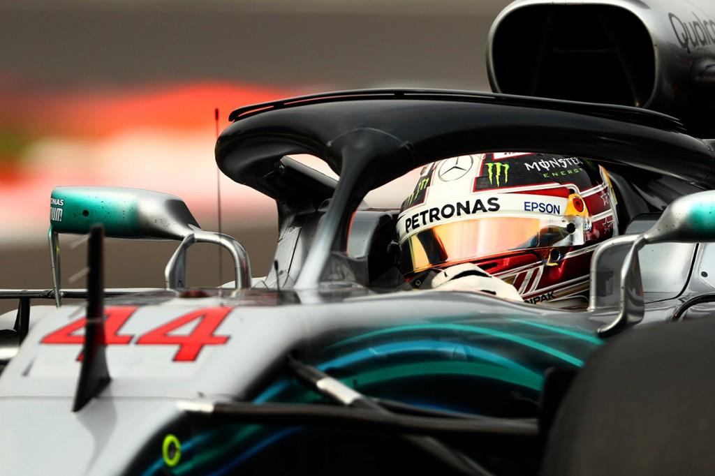 Hamilton Juara Dunia F1 2018