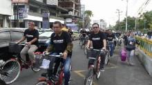Menikmati Suasana Malioboro dengan Bersepeda Ontel