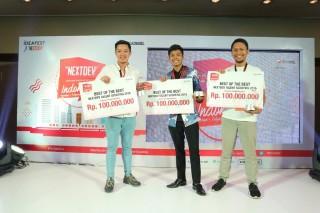 Ini Tiga Pemenang Telkomsel The NextDev