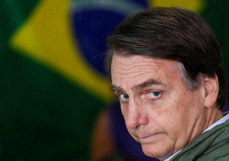 Jair Bolsonaro memenangkan pemilihan Presiden Brasil setelah melalui kampanye sengit. (Foto: AFP).