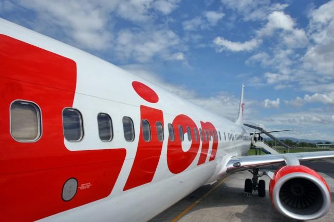 Ilustrasi Lion Air. (FOTO: MI/Sumaryanto)