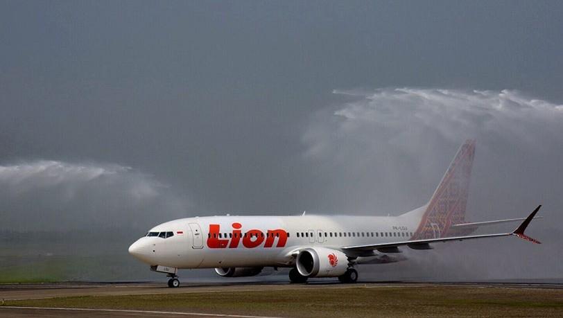 Lion Air JT610 menggunakan Boeing Max-8. (FOTO: dok Lion Group/Boeing)