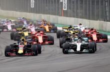 Klasemen Para Pembalap Usai F1GP Meksiko