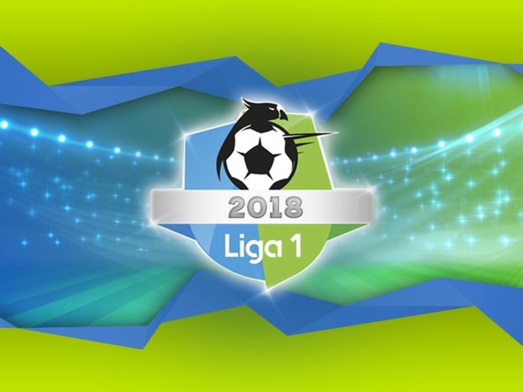 Logo Liga 1 Indonesia 2018 (Foto: Andi/Medcom.id)