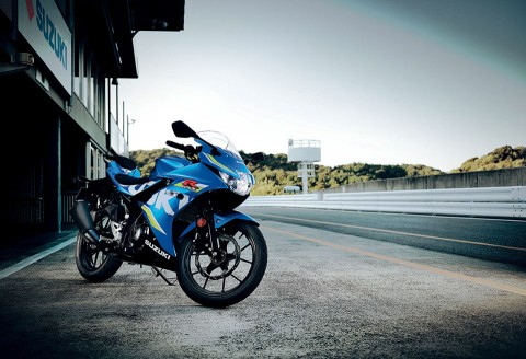 Ini Alasan Suzuki Tak Menjual GSX-R125 di Indonesia