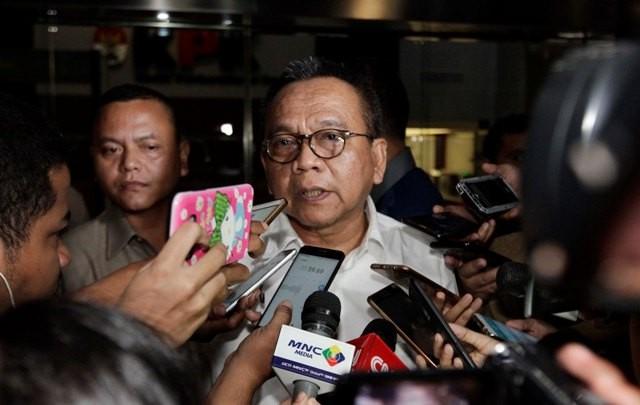 Ketua DPP Gerindra DKI Mohamad Taufik. Foto: MI/ Romy