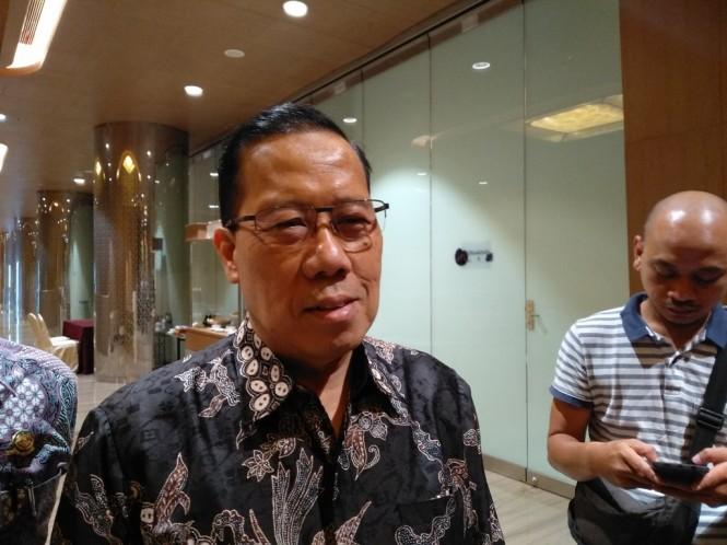 Kepala Badan Litbang Perhubungan Sugihardjo. (FOTO: Medcom.id/Desi Angriani)