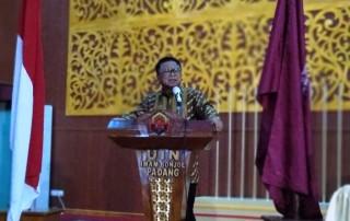 Pesan Ketua DPD untuk Generasi Milenial