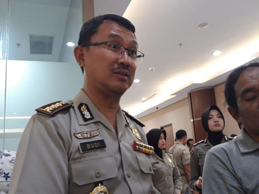 Kabid Dokkes Polda Jatim, Kombes Pol dr Budi Heryadi. Medcom.id/Amaluddin