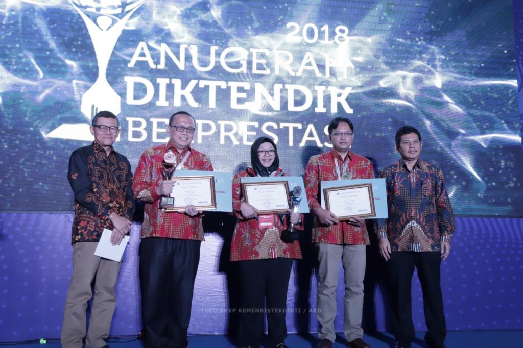 Anugerah Diktendik Berprestasi 2018, Humas Kemenristekdikti.