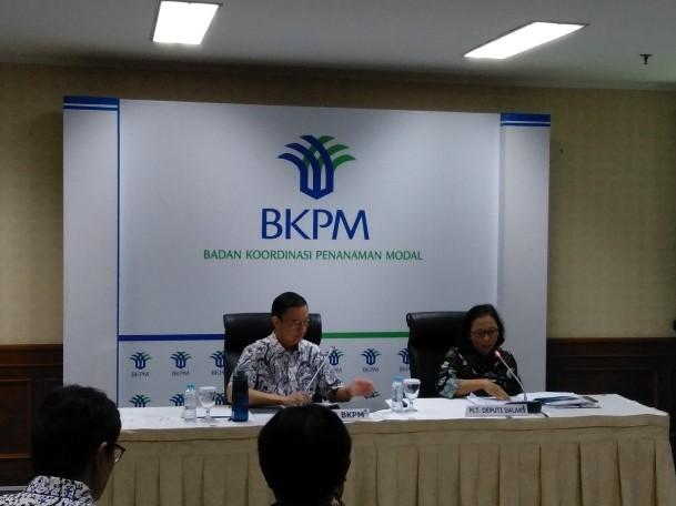 Kepala BKPM Thomas Trikasih Lembong (MI/Palce Amalo).