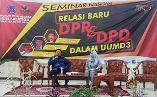 DPD Pantau Raperda dan Perda Bermasalah