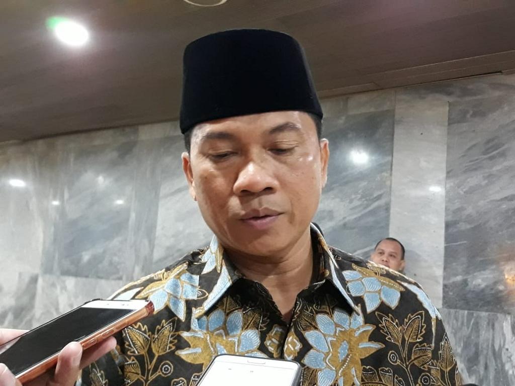 Ketua DPP PAN Yandri Susanto - Medcom.id/Whisnu Mardiansyah.
