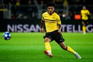 Gemilang Bersama Dortmund, Sancho Diharapkan Setia