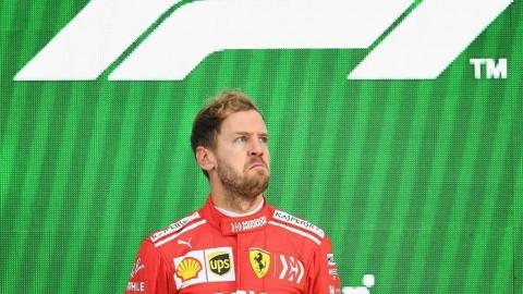 Vettel: Ini Musim Terberat Sepanjang Karier Saya
