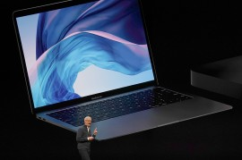 Apple Luncurkan MacBook Air Baru