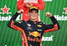 Satire Verstappen Soal Juara Dunia Hamilton